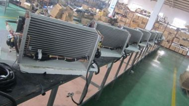 coil for truck refrigeration units